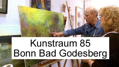 Kunstraum85: Workshop Sonntagsseminare – Acryl Flow-Pour Painting