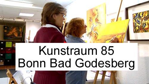 Kunstraum85: Schnupperkurs
