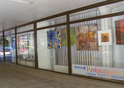 Kunstraum85: Freies Malen (Dienstags)
