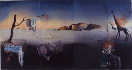 Workshop: Surrealistisches Modellieren mit Musik zu den Werken Dalís